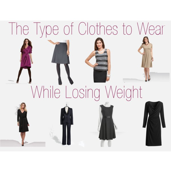 The Type of Clothes to Wear While Losing Weight