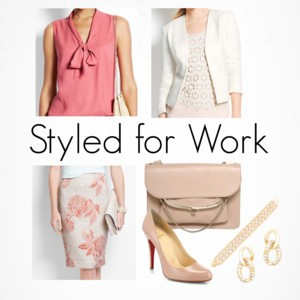 Styled for work