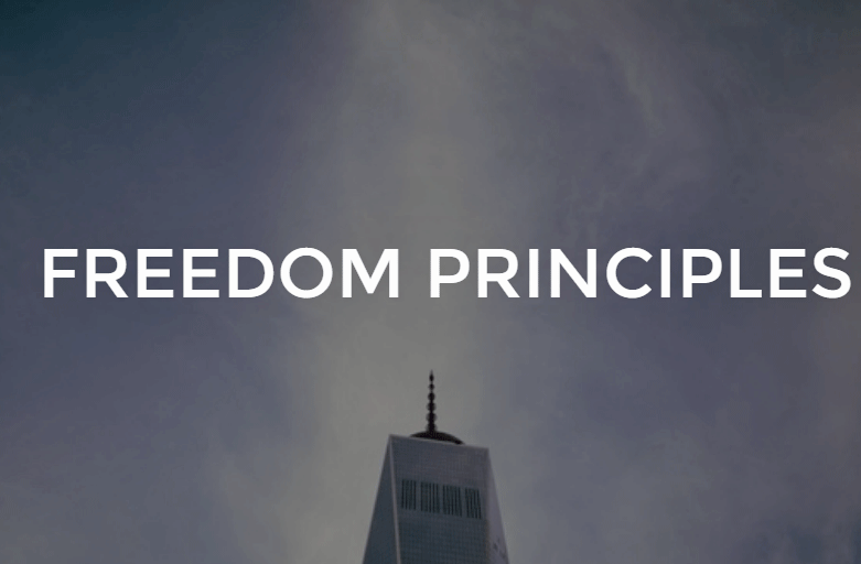 Freedom Prnciples | Phenomenal Image