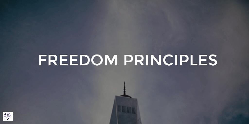 Freedom Prnciples | Phenomenal Image
