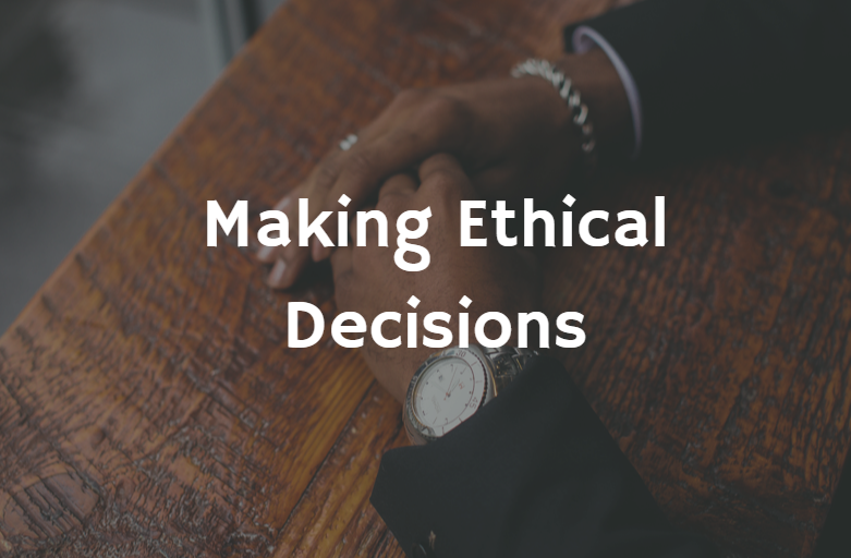 Ethical Decisions | Phenomenal Image