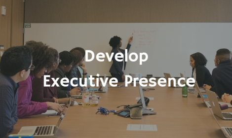 Executive Presence | Phenomenal Image