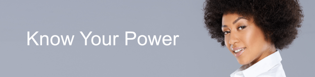 Know Your Power services