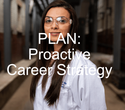 Plan: Proactive Career Strategy