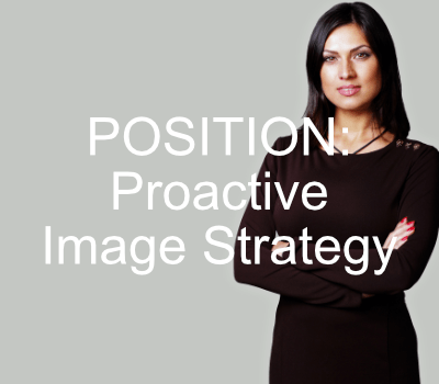 Position:  Proactive Image Strategy