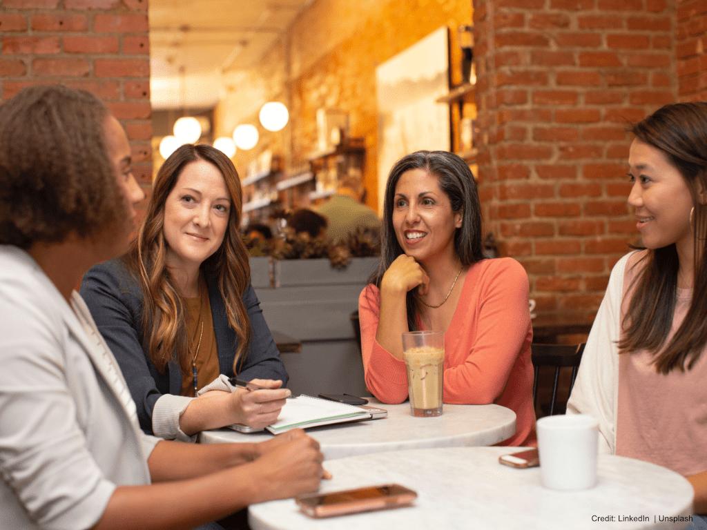 Women Talking at Table LinkedIn 1024x768 1