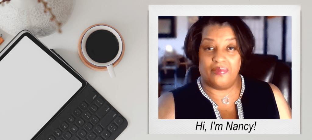 My Story - Nancy Kirk-Gettridge